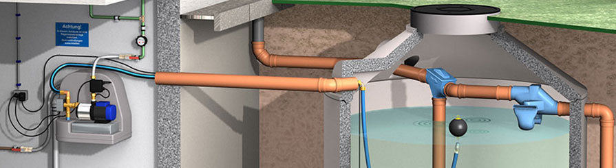 Sehr Zisternenfilter für Regenwasser günstig kaufen IO35